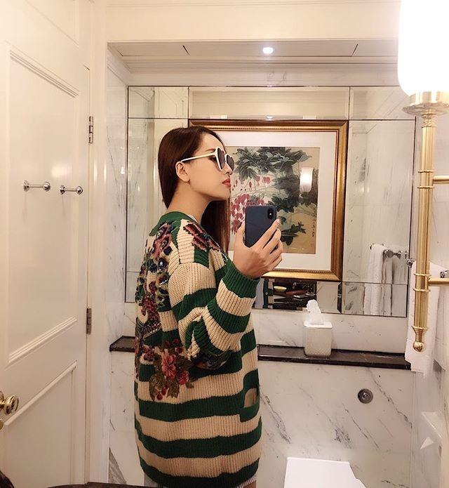 Mai Phuong Thuy tuoi 31 - Xinh dep, giau co, khong mang chong con hinh anh 5