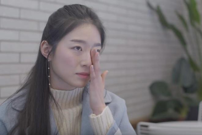 Hoa hau Han Quoc 2018 khoc vi bi che beo va xau hinh anh 3