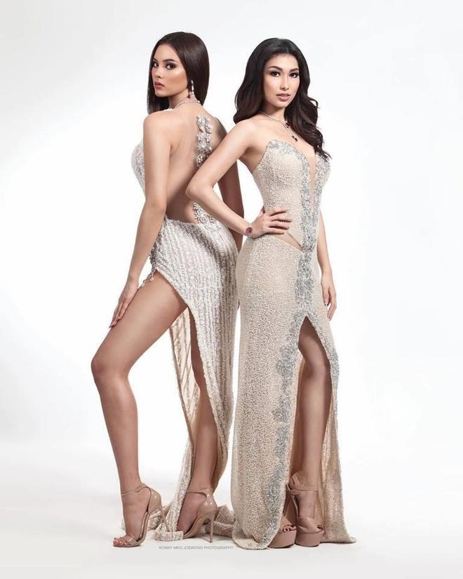 Duong kim Hoa hau Hoan vu than thai cuon hut lan at Hoa hau Indonesia hinh anh 2