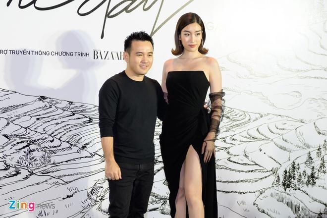 Dan My nhan show Le Thanh Hoa anh 4