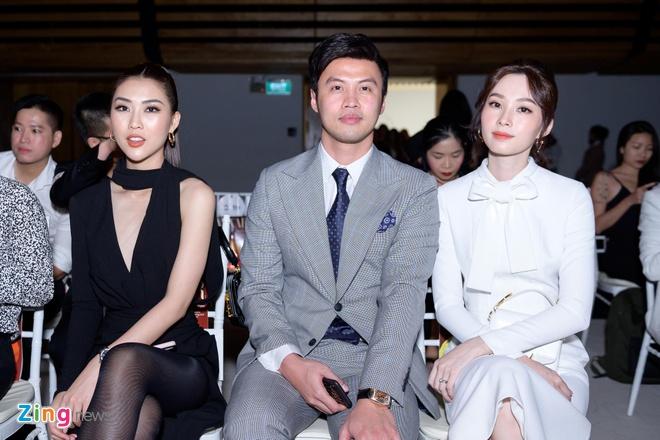 Dan My nhan show Le Thanh Hoa anh 2