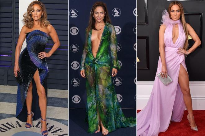 'Nu hoang sexy' Jennifer Lopez duoc ton vinh la bieu tuong thoi trang hinh anh 1