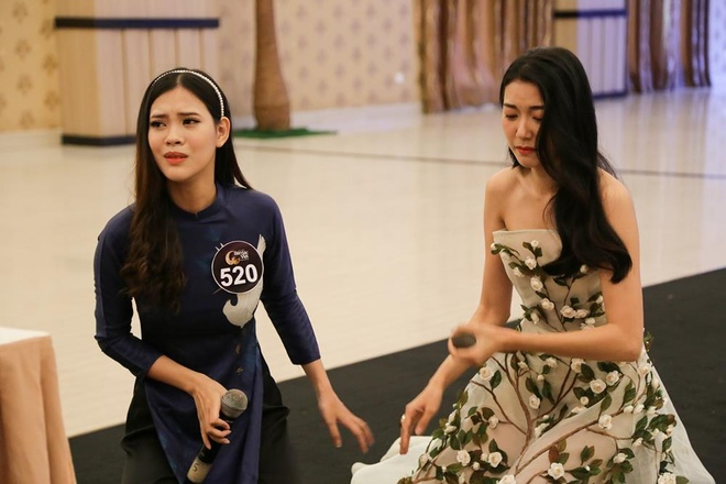 10X nguoi dan toc xinh dep duoc chu y o Hoa hau Ban sac Viet 2019 hinh anh 9
