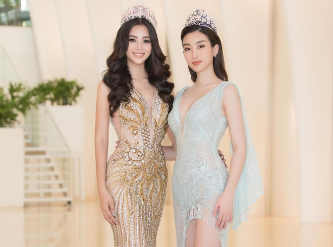 Mai Phuong Thuy ngoi ghe giam khao Miss World Viet Nam 2019 hinh anh 2