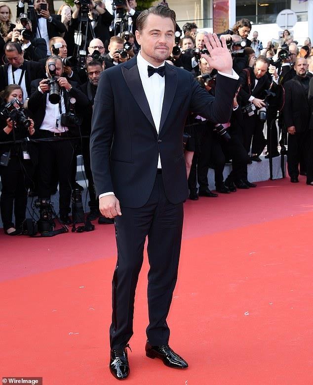 Ban gai Leonardo DiCaprio anh 2