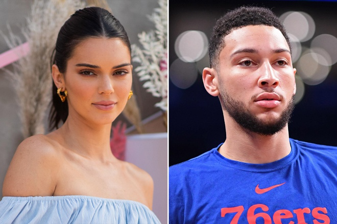 Kendall Jenner xuat hien o Cannes giua on ao chia tay cau thu bong ro hinh anh 2