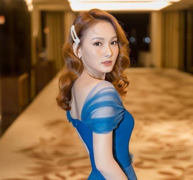 Bảo Thanh: 'Khó nhất là cảnh hôn Quốc Trường trong khách sạn'