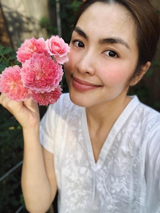 Nhan sac moc mac cua Tang Thanh Ha o tuoi 33 hinh anh 7