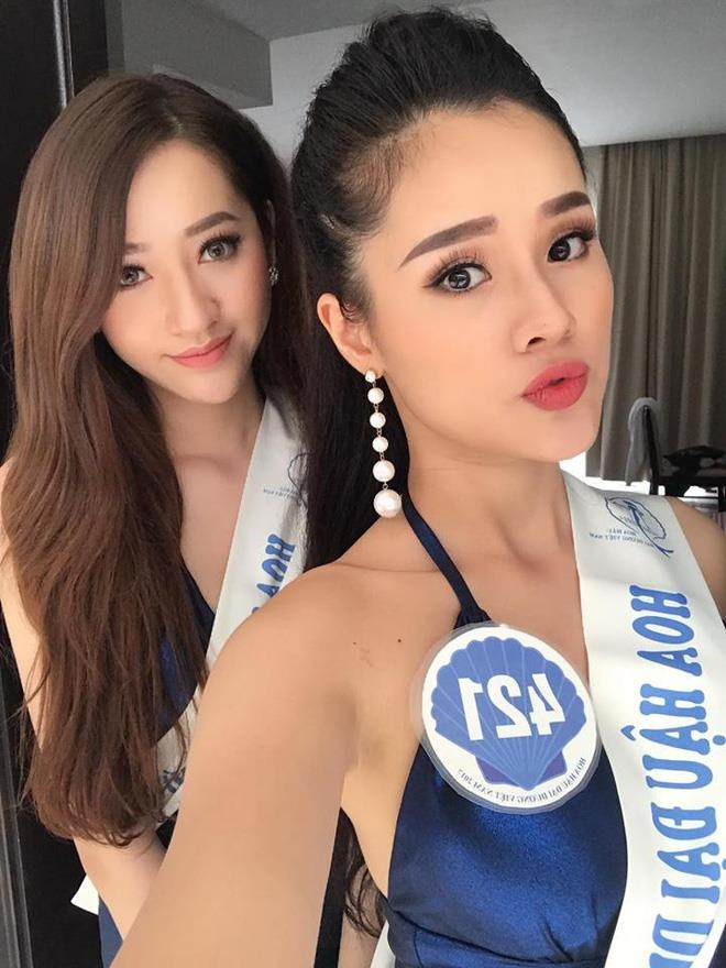Huyen Trang ban gai Trong Dai anh 7