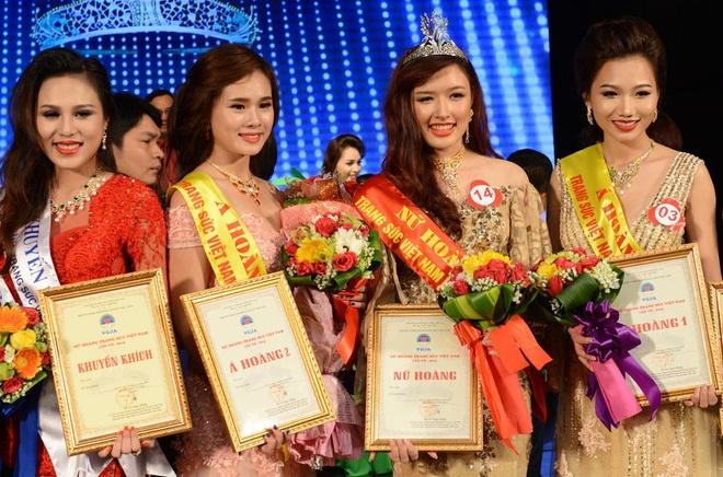 Huyen Trang ban gai Trong Dai anh 1