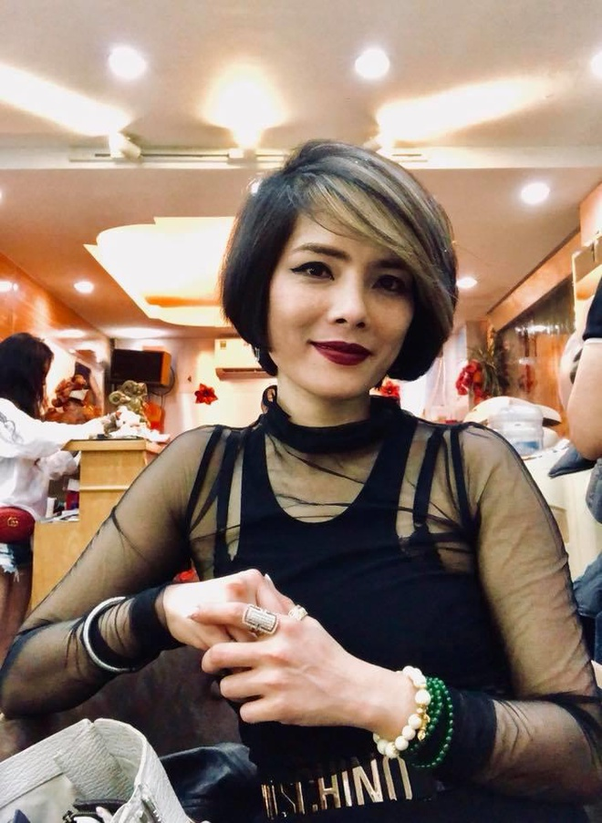 Dien vien Kieu Thanh: 'Toi la nguoi thu ba' hinh anh 2