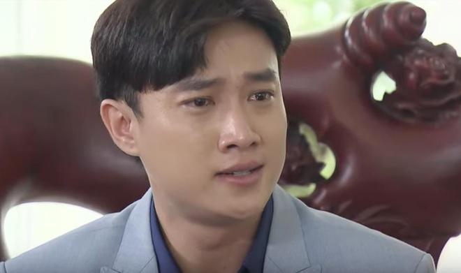 'Về nhà đi con' tập 77: Vũ hối hận nhưng ông Sơn khuyên nên ly hôn