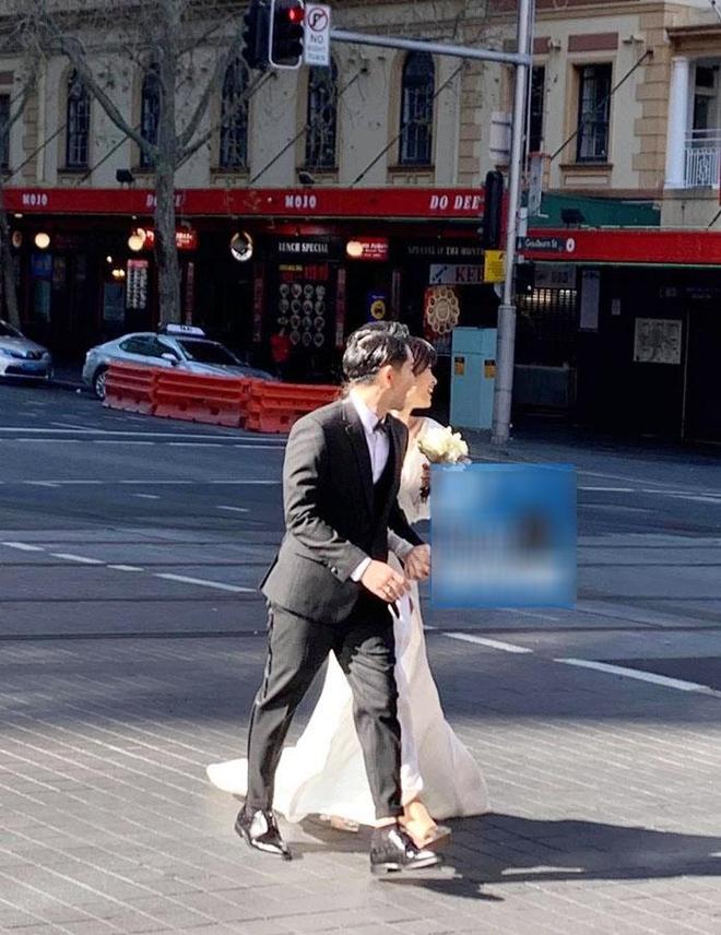 Đông Nhi, Ông Cao Thắng chụp ảnh cưới ở Australia