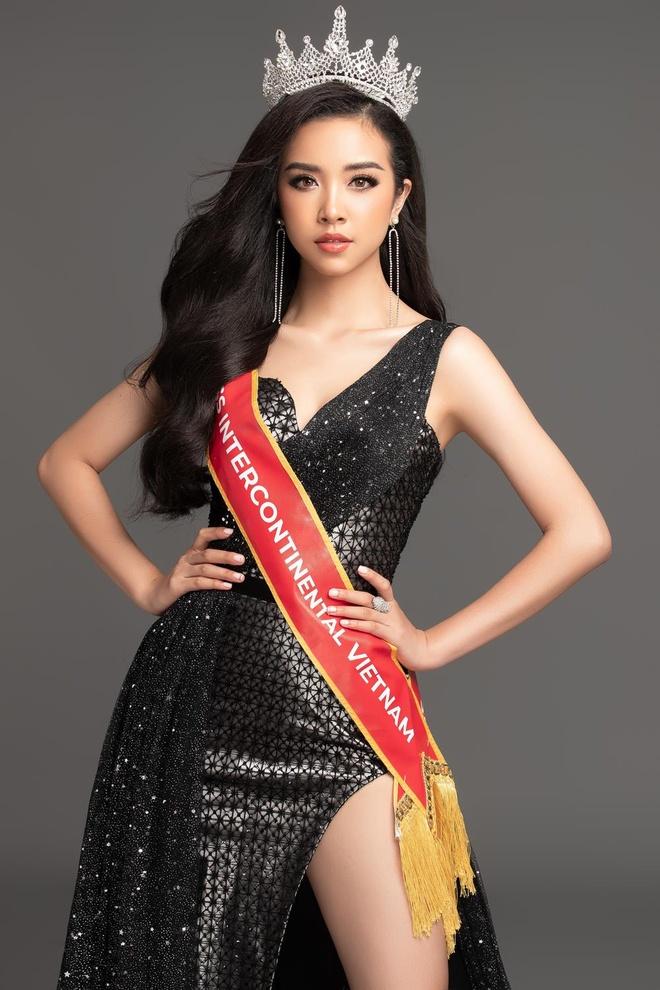 A hau Thuy An se thi Miss Intercontinental 2019 hinh anh 1