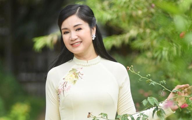 Thu Ha 'La ngoc canh vang' chia se ly do khong con dong phim hinh anh