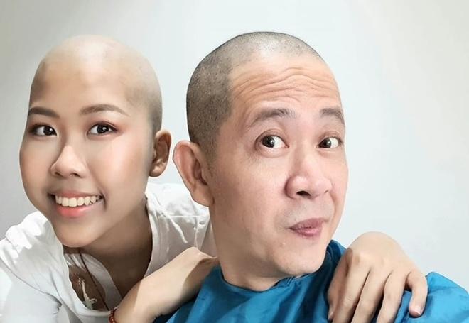 Con gai dao dien Do Duc Thanh ung thu mau anh 1
