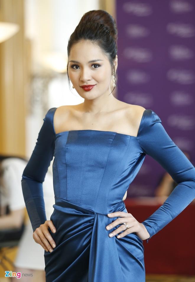Vu Thu Phuong khac la khi tro lai showbiz sau 8 nam hinh anh 8