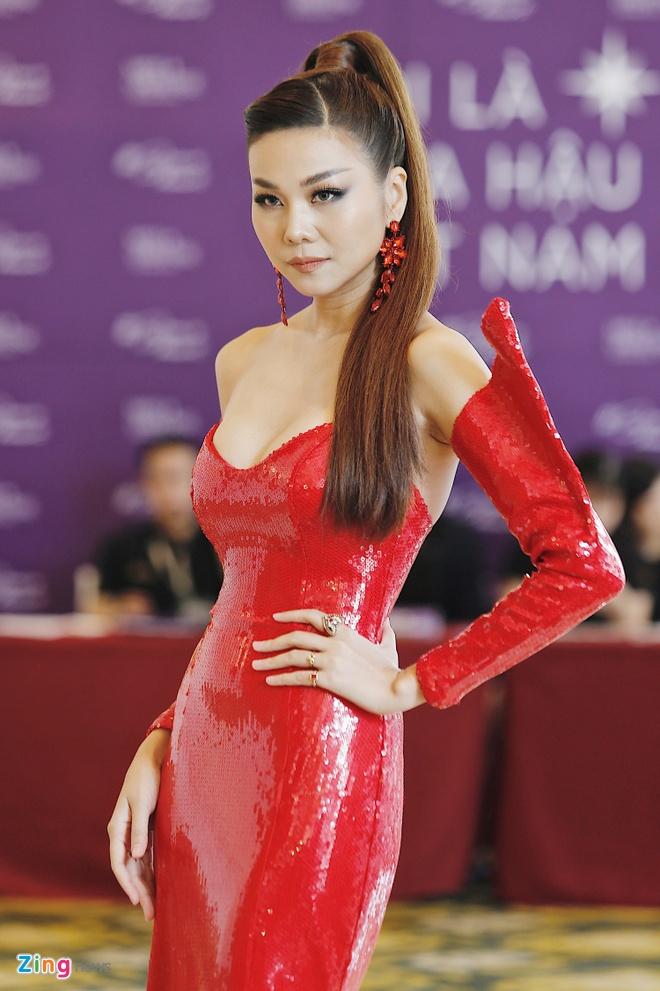 Vu Thu Phuong khac la khi tro lai showbiz sau 8 nam hinh anh 6