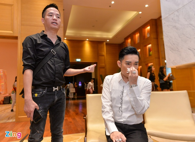 Quang Ha huy live show anh 1