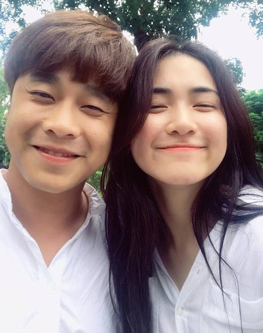 Hoa Minzy ban trai Nguyen Minh Hai anh 1