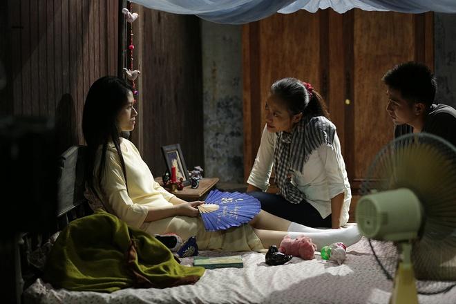 Ngo Thanh Van, Luong Manh Hai va nhung sao Viet lan san dao dien hinh anh 8
