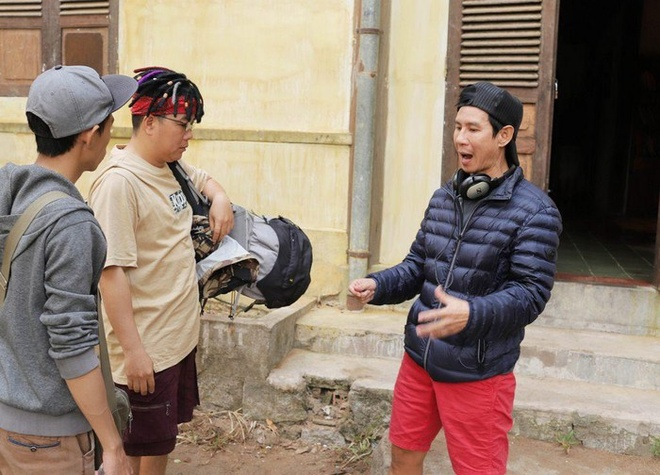 Ngo Thanh Van, Luong Manh Hai va nhung sao Viet lan san dao dien hinh anh 5
