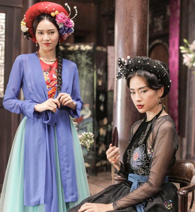 Ngo Thanh Van, Luong Manh Hai va nhung sao Viet lan san dao dien hinh anh 6