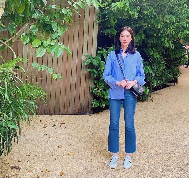 Dang Thu Thao hanh phuc ben chong con sau 2 nam len xe hoa hinh anh 6