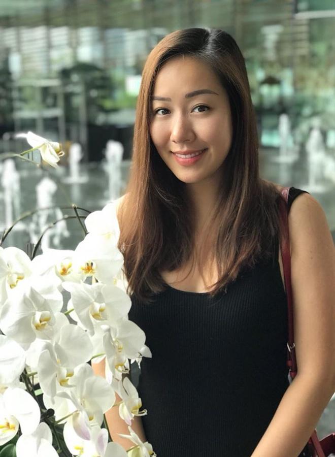 Hoa hau Ngo Phuong Lan chua lay lai voc dang sau sinh hinh anh 10