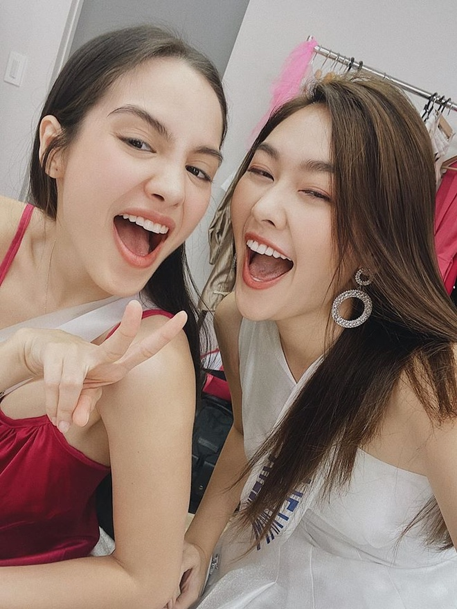 Tuong San duoc du doan vao top 5 Hoa hau Quoc te 2019 hinh anh 4
