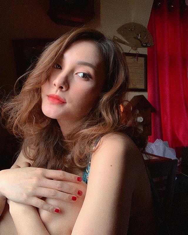 Bao Thanh cham dang anh mac ao tam hinh anh 8