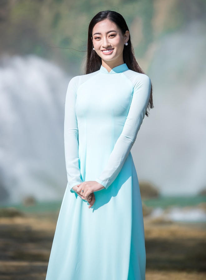 Luong Thuy Linh Miss World 2019 anh 2