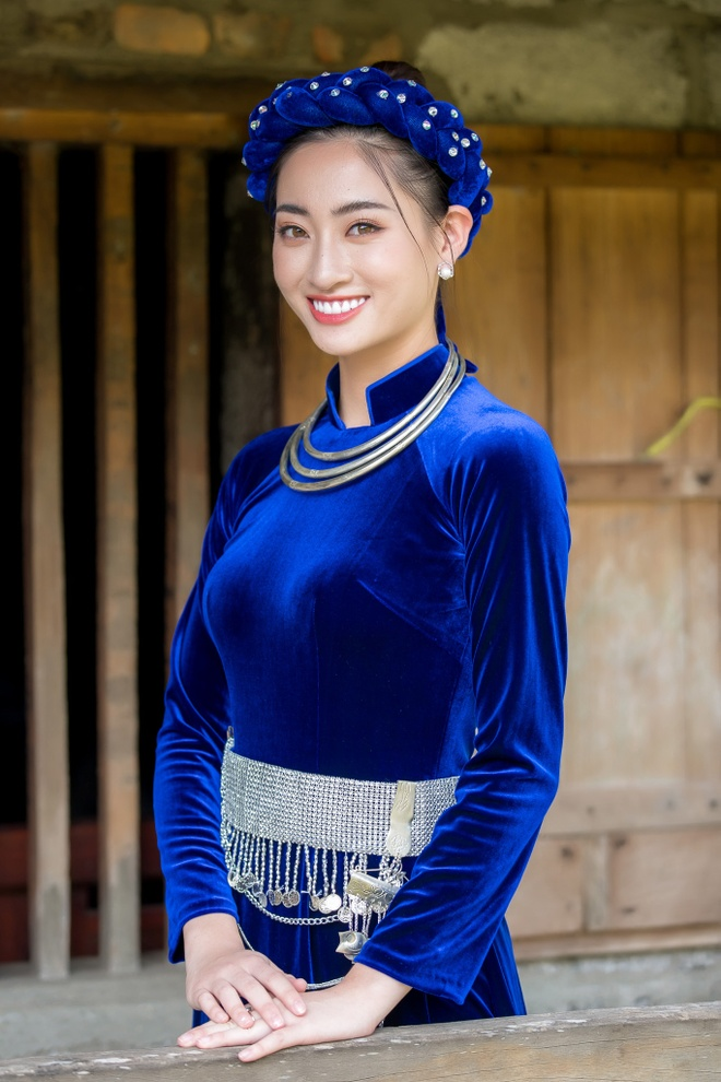 Luong Thuy Linh Miss World 2019 anh 3