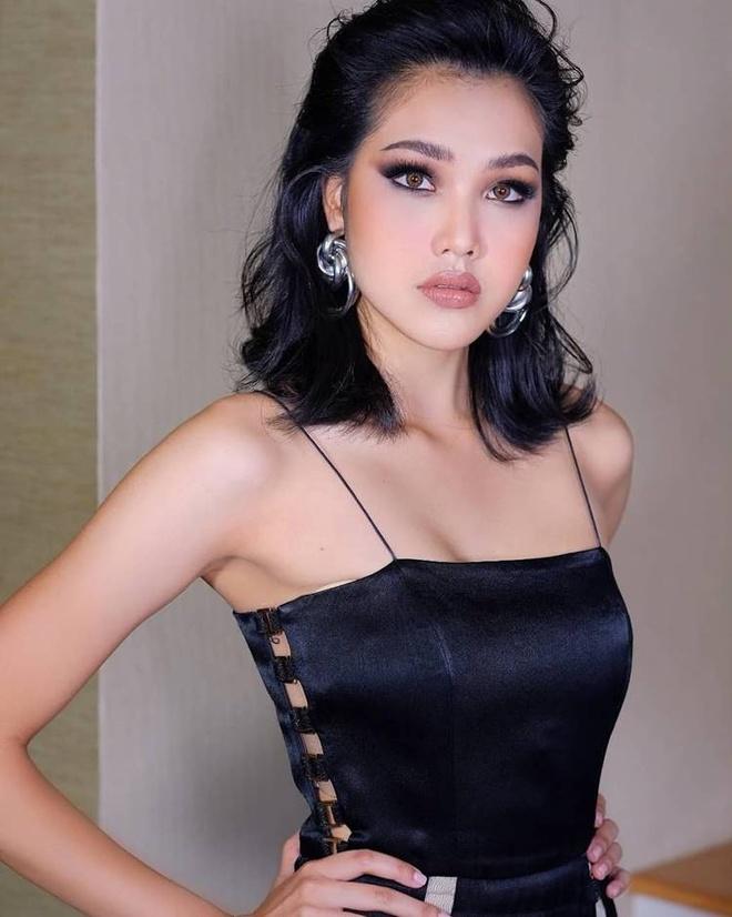 Dan doi thu cua Luong Thuy Linh o Hoa hau The gioi 2019 hinh anh 7