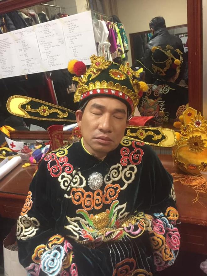MC Thao Van cam thay mat mat khi Tao Quan dung phat song hinh anh 5