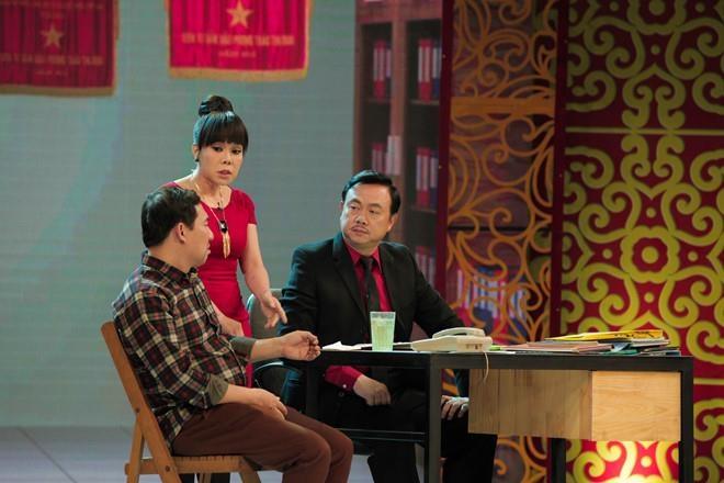 NSUT Chi Trung: 'Toi vui khi Tao Quan dung lai sau 16 nam' hinh anh