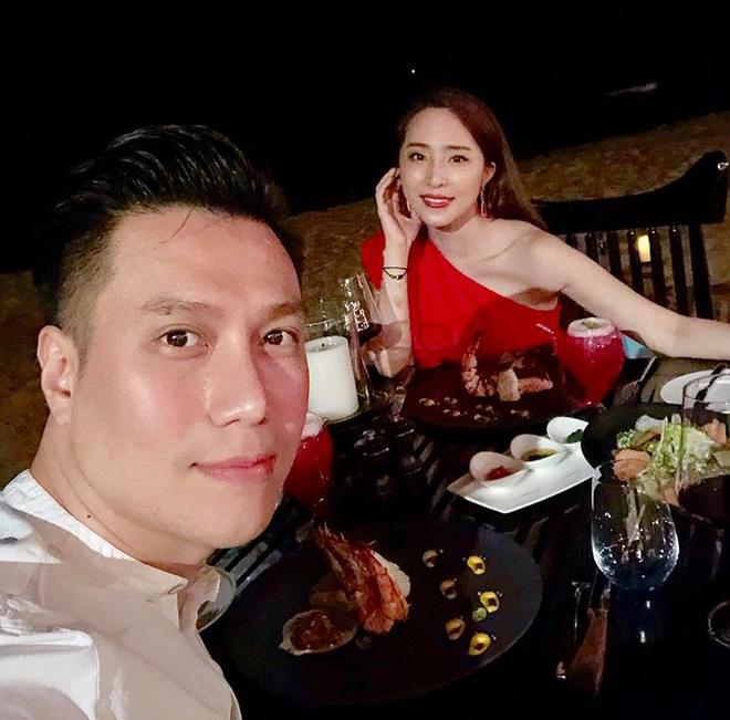 Việt Anh gây chú ý khi đăng ảnh cô gái có ngoại hình nóng bỏng