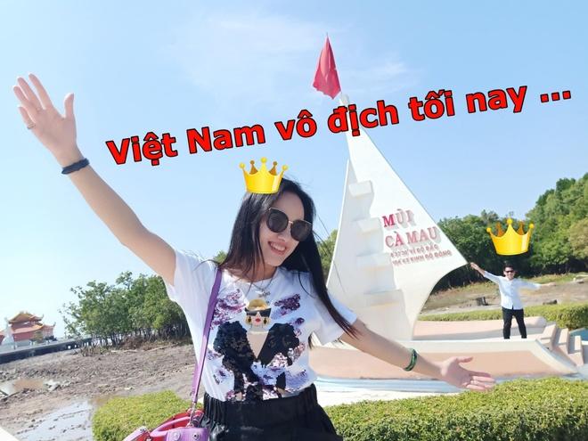 Dan sao Viet hao huc tren san van dong o Philippines hinh anh 6