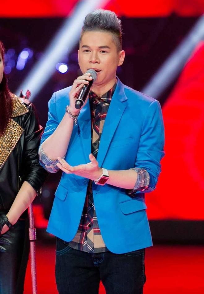 Hong Nhung 'da xoay' Hoang Ton tren song truc tiep hinh anh 30