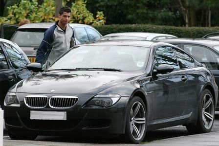 Cristiano Ronaldo doi mot moi ngay dung mot sieu xe hinh anh 7