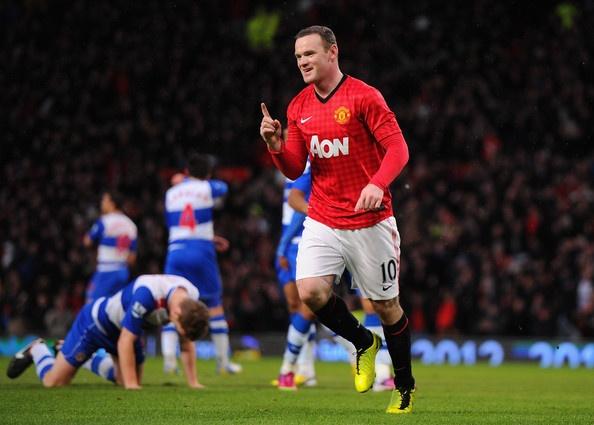 Diem tin: MU se cho Rooney nghi dong som hinh anh