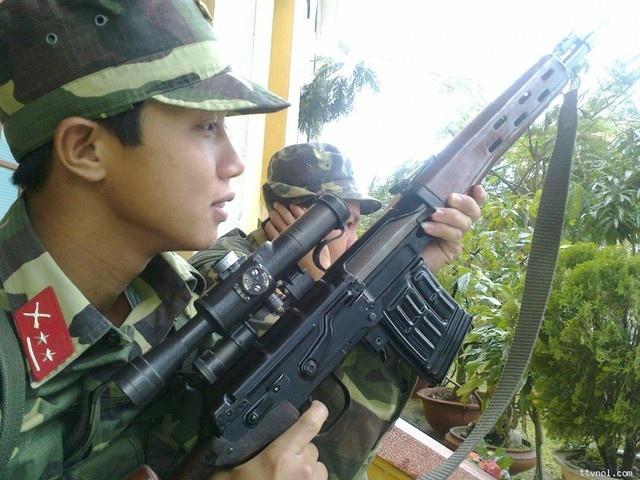 Dan sung ban tia da dang cua luc luong vu trang Viet Nam hinh anh 2