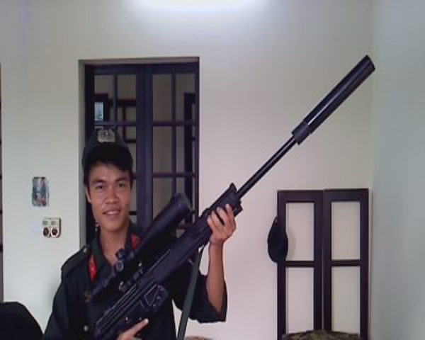 Dan sung ban tia da dang cua luc luong vu trang Viet Nam hinh anh 8