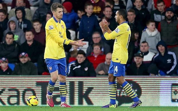 Arsenal – Hull City: Phao thu tap sut hinh anh