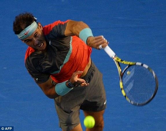 Nadal bat khoc khi thua Wawrinka o chung ket Australia Open hinh anh 1