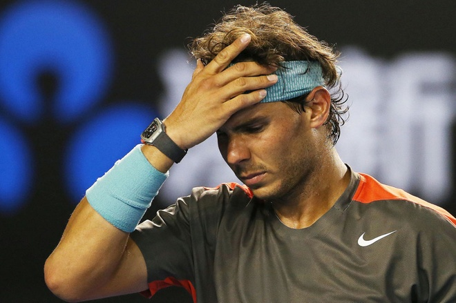 Nadal bat khoc khi thua Wawrinka o chung ket Australia Open hinh anh 10