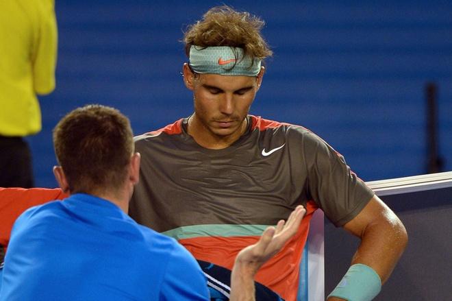 Nadal bat khoc khi thua Wawrinka o chung ket Australia Open hinh anh 12