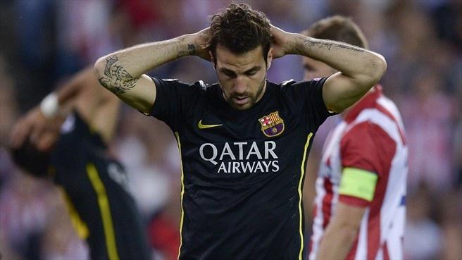 Atletico 1-0 Barca: That bai lich su cua Barca hinh anh