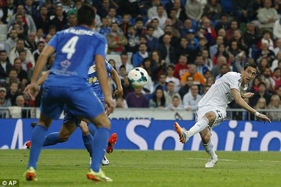 Bale thay Ronaldo dua Real len vi tri so 2 hinh anh 3