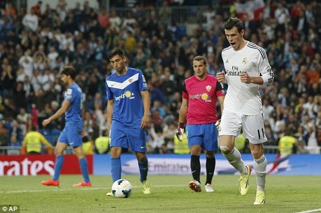Bale thay Ronaldo dua Real len vi tri so 2 hinh anh 5